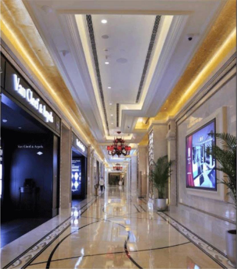 Olympic Galleria Interior - common area