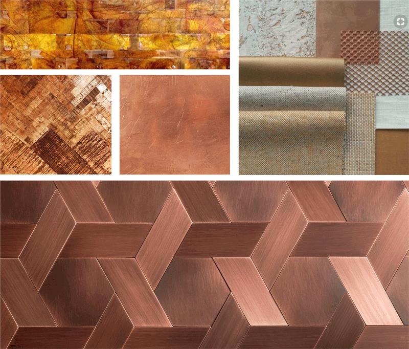 Olympic Galleria Materials