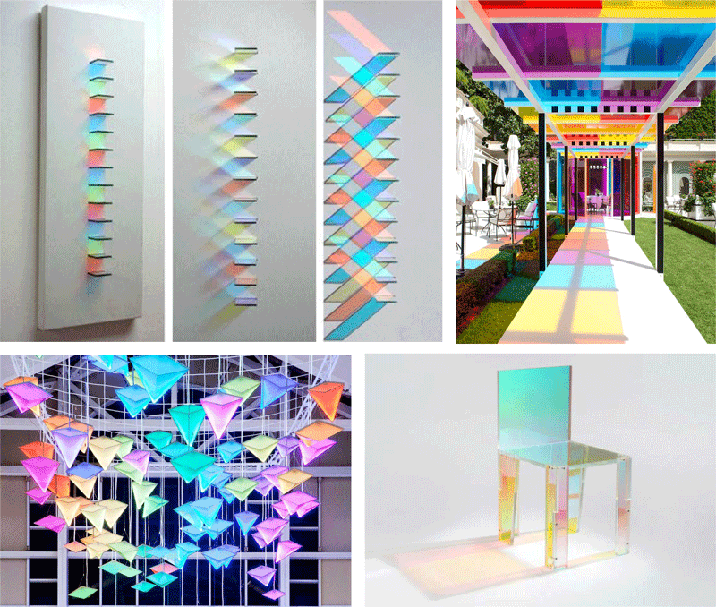 Olympic Galleria Glass art