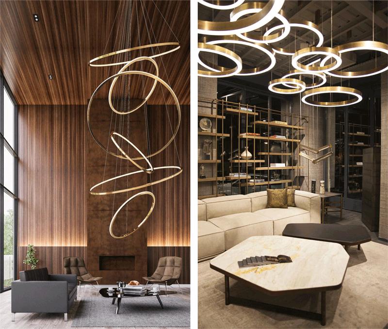 Olympic Galleria interior concept