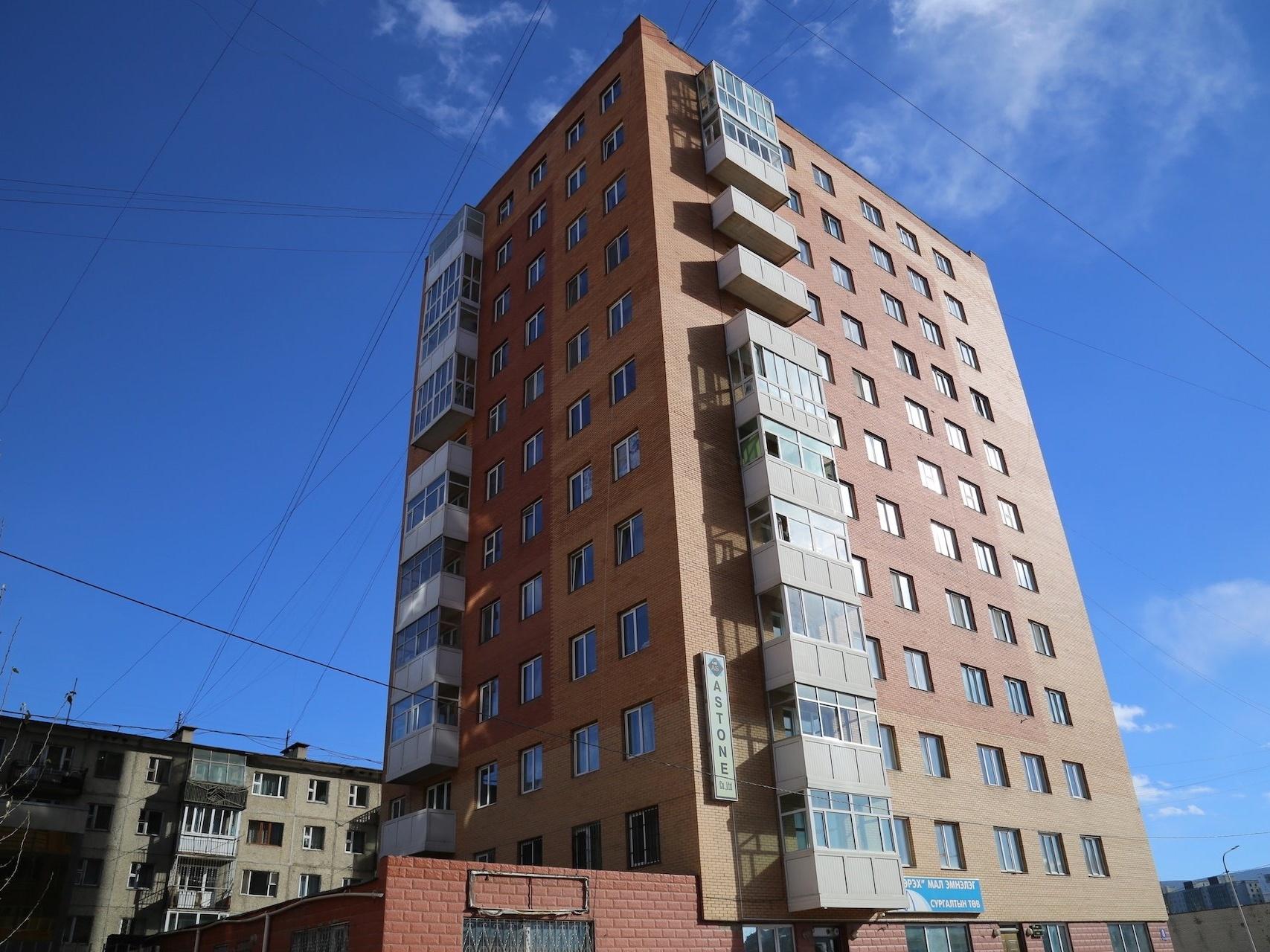 Monhouse apartment complex