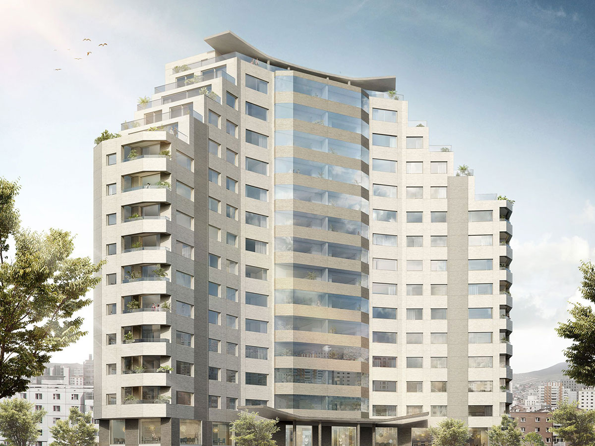 Circus Residence Development Project