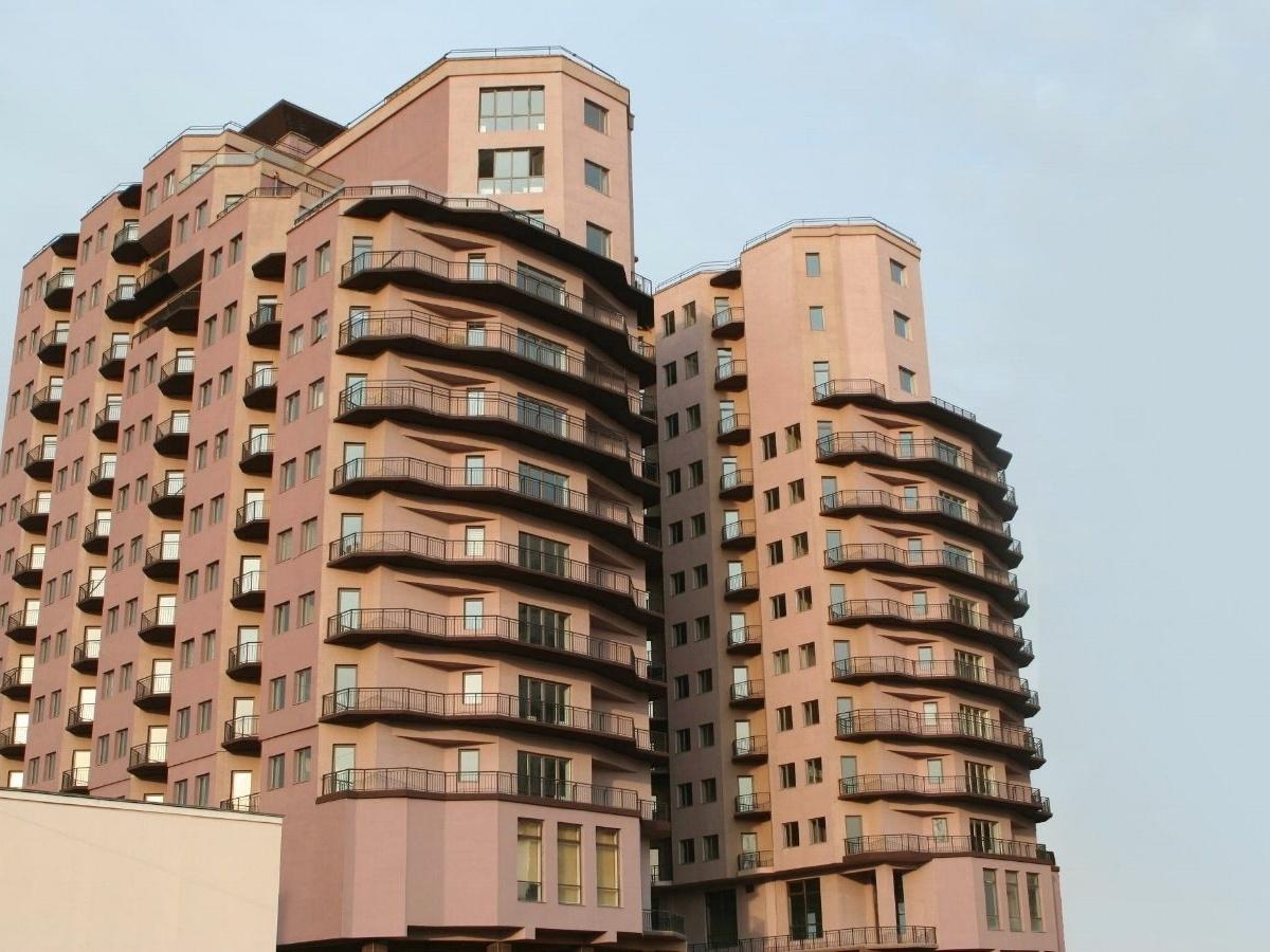 Regency Residence - Luxury Residence building