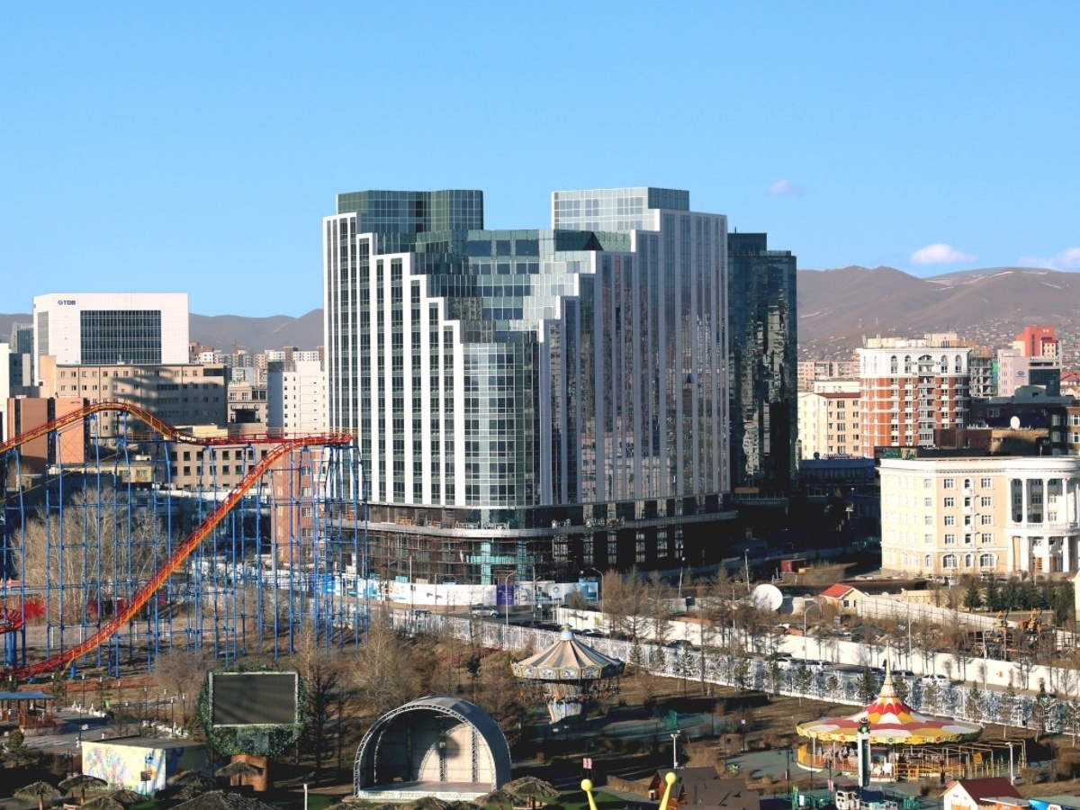 Luxury Residence in Ulaanbaatar